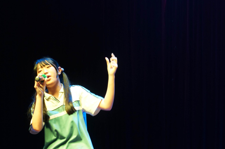 2015斗一校园十大歌手比赛(12/24)